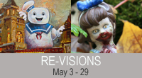 Re-Visions by David Irvine & Keith Busher